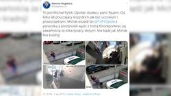Opole: Działacz Razem wyniósł torbę z biura TVP. Twierdzi, że to... pomyłka - miniaturka