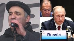 Garri Kasparow: Prawdziwe sankcje złamałyby kręgosłup reżimu Putina za kilka miesięcy - miniaturka