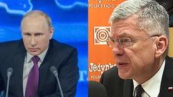 Stanisław Karczewski: Nie izolujemy Rosji, Rosja izoluje się sama - miniaturka