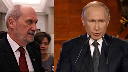 TYLKO U NAS! Antoni Macierewicz: Putin kalkuluje. Mam nadzieję, że się przeliczy... - miniaturka