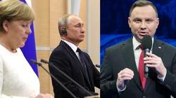 Niemcy bronią Putina, Warszawa broni Waszyngtonu - miniaturka
