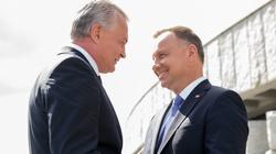 Prezydent Duda: Dzisiaj Polska i Litwa już bez mieczy, ale w przyjaźni współtworzą razem Europę - miniaturka
