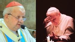 Kard. Stanisław Dziwisz: Jan Paweł II nie tolerował pedofilii w Kościele - miniaturka
