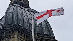 Facebook banuje za ,,dumę z bycia Anglikiem'' i św. Jerzego  - miniaturka