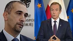,,Kolejny skandal w Senacie!'' Wicemarszałek mocno o decyzji Grodzkiego - miniaturka