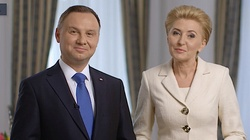 Życzenia pary prezydenckiej z okazji świąt Wielkanocy - miniaturka