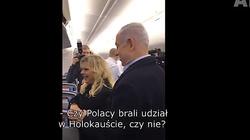 Netanjahu nie dementuje swoich słów o Polakach. Odesłał dziennikarzy do rzecznika - miniaturka