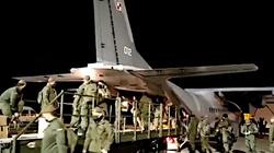 Koniec operacji ,,Zumbach''. Polscy żołnierze wrócili z Wielkiej Brytanii - miniaturka