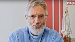 O. Lorenzo D'Andrea: Medjugorie i różaniec - moje duchowe trzęsienie ziemi - miniaturka