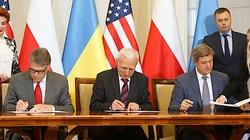 USA-Polska-Ukraina. Gazowe trójprzymierze - miniaturka