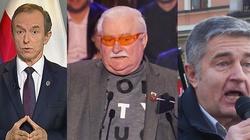 Żenujące. Grodzki, Wałęsa i Frasyniuk ,,świętują'', atakując PiS. ,,To my stoimy po dobrej stronie!'' - miniaturka