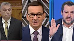 Nowa siła w PE? Dziś ważne spotkanie Morawiecki-Orban-Salvini - miniaturka