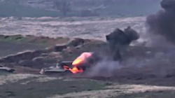 Wybuchła wojna o Górski Karabach! To wojna zastępcza między Rosją a Turcją na Kaukazie - miniaturka