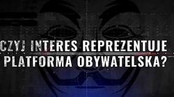 PO i ACTA 2. Mocny spot Prawa i Sprawiedliwości! - miniaturka