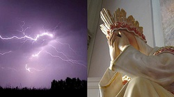 Bóg przygotowuje uderzenie, jakiego jeszcze nie było, czyli orędzie Matki Bożej z La Salette - miniaturka