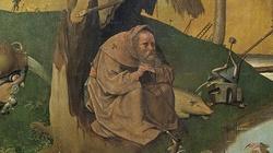 Jak św. Antoni Wielki z diabłem walczył - miniaturka