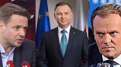 Sondaż: Kandydat totalnych bez szans! Andrzej Duda gromi wszystkich - miniaturka