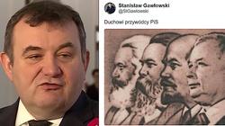 ,,Duchowi przywódcy PiS''. Obrzydliwy wpis Gawłowskiego! - miniaturka