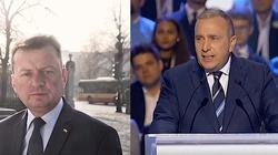 Mariusz Błaszczak: To był seans nienawiści wymierzony w lidera PiS! Agresja, agresja i jeszcze raz agresja - miniaturka