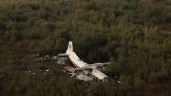 Lwów: Awaryjne lądowanie samolotu. Są ofiary - miniaturka