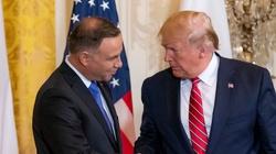 Donald Trump: Nigdy nie zapomnimy tego, co Polska zrobiła, by odzyskać wolność - miniaturka