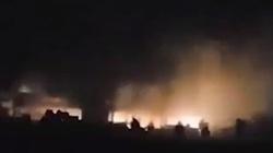 Nalot sił powietrznych Izraela na lotnisko w Aleppo! - miniaturka