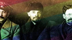 LGBT w Rosji: Rozkoszna dupa Lenina - miniaturka