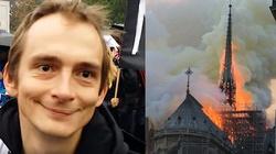 Jaś Kapela w Krytyce Politycznej deklaruje, że śmiał się z płonącej katedry Notre Dame - miniaturka