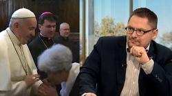 Tomasz Terlikowski: Kiedy Stolica Apostolska wypuści serię maseczek na twarze z logo Watykanu? - miniaturka