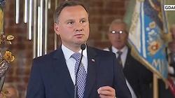 Niezwykle mocne słowa prezydenta Dudy o likwidacji Stoczni Gdańskiej i ,,chorobie Sądu Najwyższego'' - miniaturka