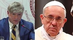 Michael Voris: Papież zawiódł. Powinien zrezygnować - miniaturka