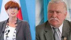 Minister Rafalska Rafalska mocno odpowiada Wałęsie ws. 500 Plus. ,,Chyba trzeba się żony zapytać'' - miniaturka
