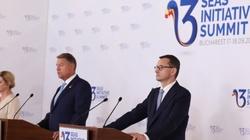Premier Morawiecki: Nie zgadzamy się na Nord Stream 2, co mocno zaznaczyłem podczas szczytu Inicjatywy Trójmorza - miniaturka