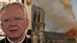 Abp Marek Jędraszewski: Niech uczucia wywołane przez to wydarzenie, ożywią wiarę synów Francuskiej Ziemi! - miniaturka