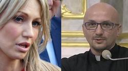 Magdalena Ogórek banuje o. Kramera: Grzesiek, raz jeden zamilcz! Twoje kocopały... - miniaturka
