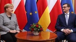 Premier Morawiecki spotkał się z kanclerz Merkel. Czy w deklaracji pojawi się kwestia zwrotu wraku Tu-154M? - miniaturka