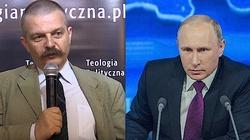 Prof. Przemysław Żurawski vel Grajewski dla Frondy: Słowa Putina zasługują na wyśmianie - miniaturka