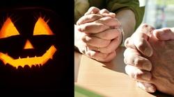 """Modlitwa przeciwko wszelkiemu złu - zwłaszcza za tych, którzy będą """"bawić się"""" w Halloween  - miniaturka"""
