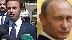Tusk kusi Konfederację. Co Putin każe partii Bosaka? - miniaturka