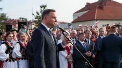 Mocne słowa prezydenta Dudy: Mamy prawo mieć oczekiwania wobec Europy i decydować, jaka ma być Polska! - miniaturka