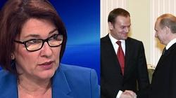 Beata Mazurek: Lider obozu proputinowskiego już na szczęście nie jest premierem - miniaturka