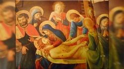 Wielka Sobota: bez Jezusa, ale z Maryją - miniaturka