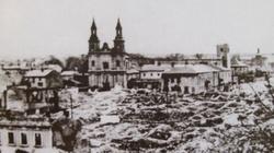 Niemieckie naloty na Wieluń i ostrzał Westerplatte rozpoczęły II Wojnę Światową - miniaturka