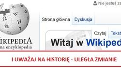 """Afera """"widelcowa""""- Wikipedia zmienia wersję historii - miniaturka"""