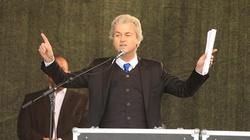 Geert Wilders cofa się pod naporem islamskich gróźb - miniaturka