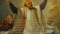 Św. Wincenty a Paulo, patronie dzieł miłosierdzia, módl się za nami! - miniaturka