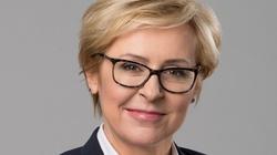 Wiśniewska: Targowica totalna podsuwa Brukseli czarną farbę, by malować fałszywy obraz Polski - miniaturka