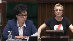 Marszałek Witek do Scheuring-Wielgus: Pani poseł, no proszę nie dyskutować z demokracją (Wideo) - miniaturka
