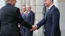 Prezydent: Relacje z Azerbejdżanem- olbrzymi, niewykorzystany potencjał! - miniaturka