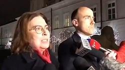 Skandal! Kidawa-Błońska: Prezydent abdykował. Po prostu nas zdradził - miniaturka